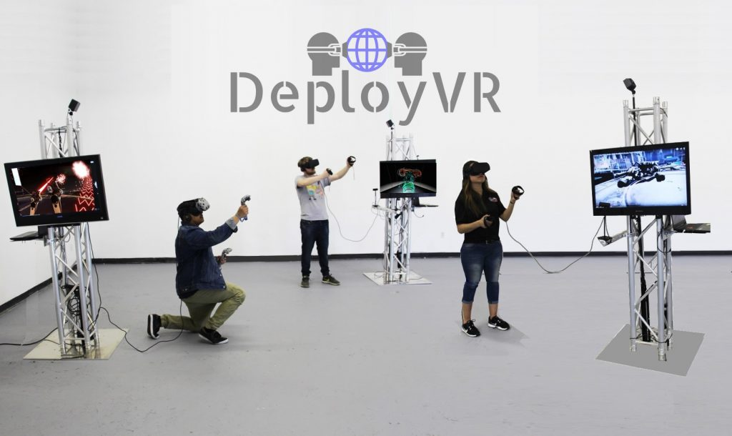 Corporate Events In Virtual Reality