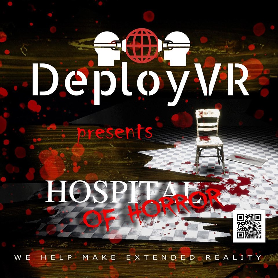 Deploy A Virtual Reality Haunted House Experience For Company Halloween Event