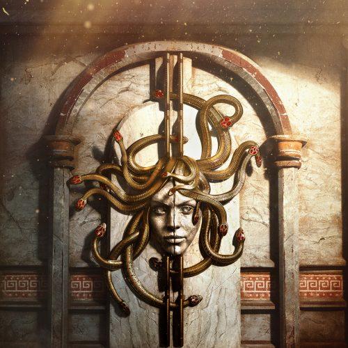 BEYOND MEDUSA'S GATE (ASSASSIN'S CREED)