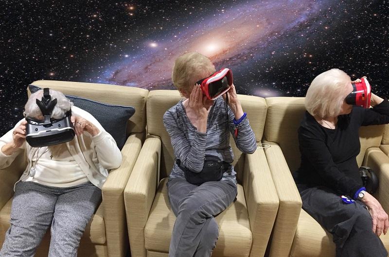 VR For Seniors