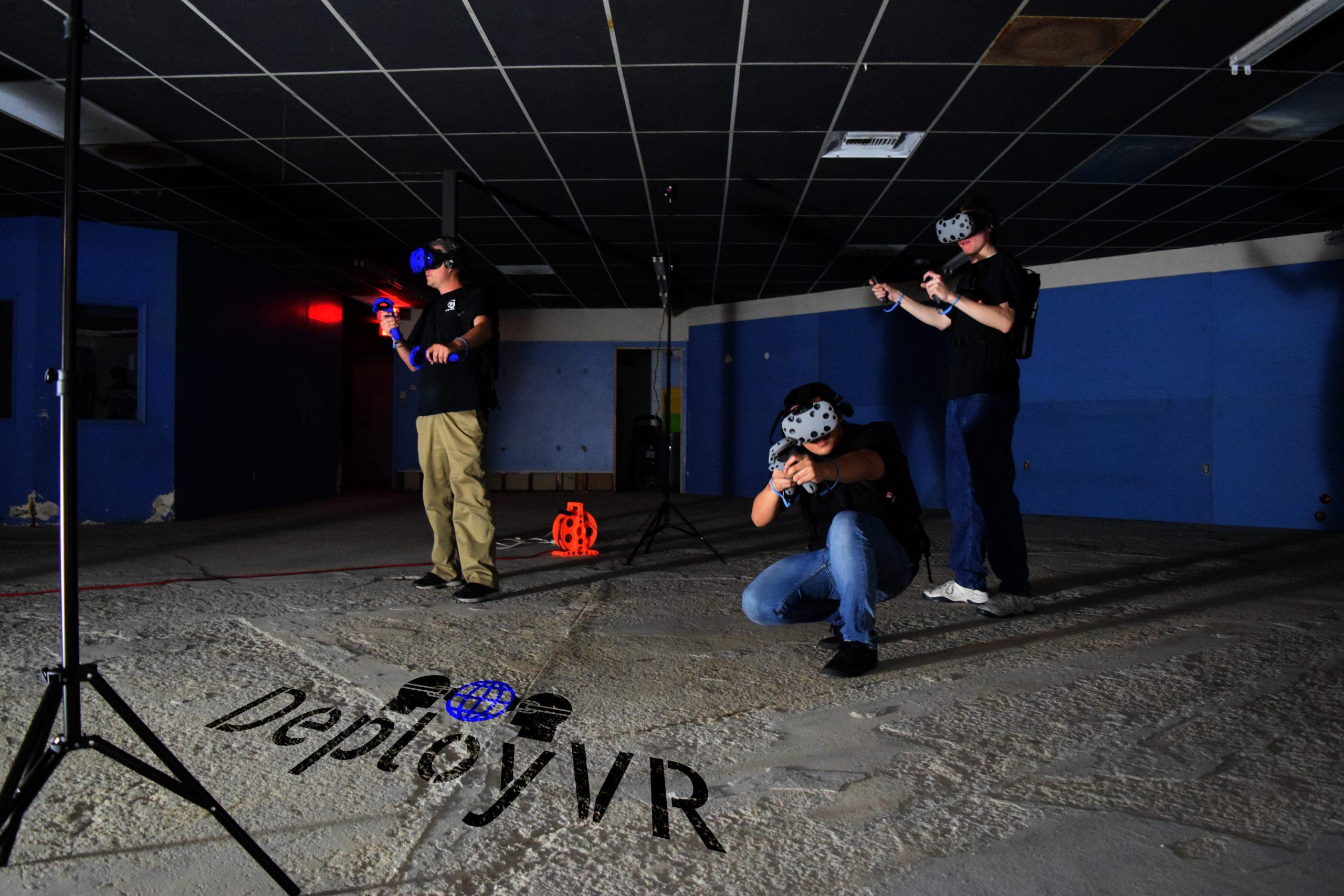 DeployVR Arena For Hire